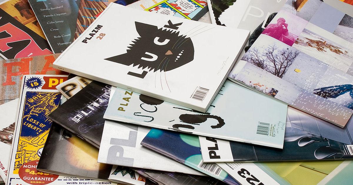 Plazm magazines